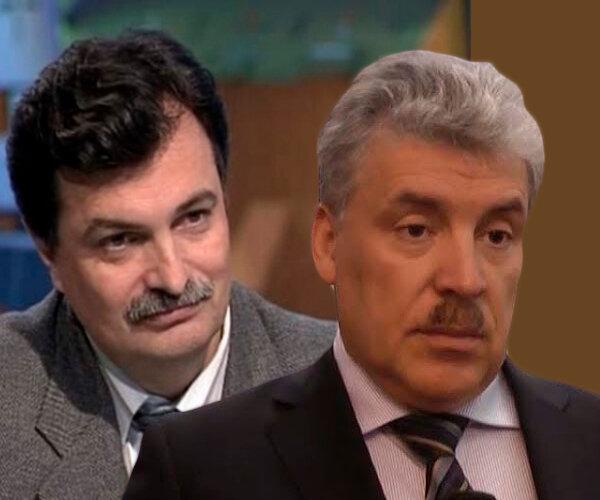 Юрий Болдырев: власти не нра…