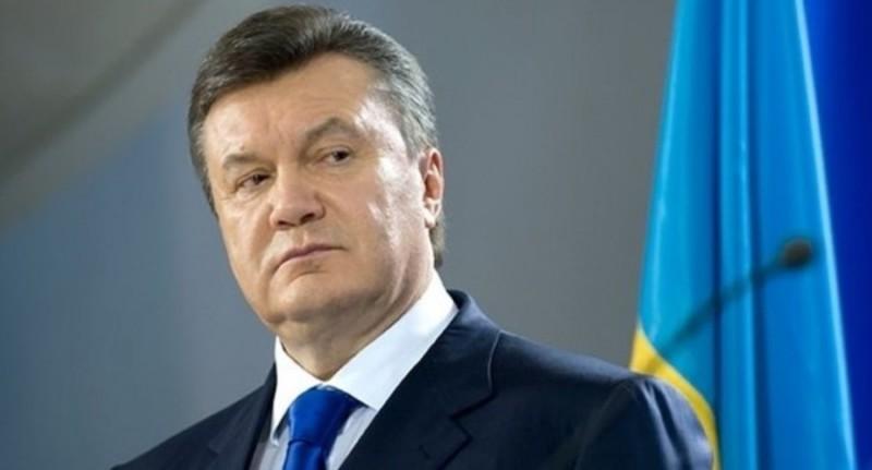 Как бежал Янукович
