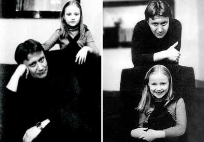 Мария Миронова с отцом | Фото: psychologies.ru, spletnik.ru