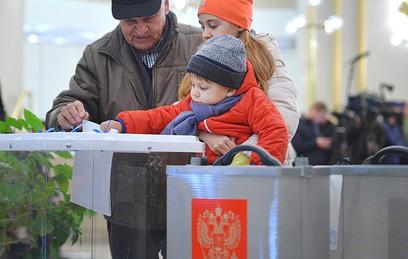 В Хабаровском крае и Владимирской области выбирают губернаторов