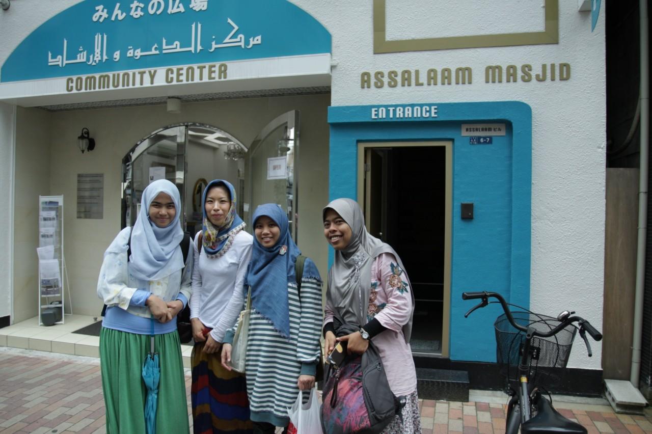 Почему в Японии так мало мусульман?