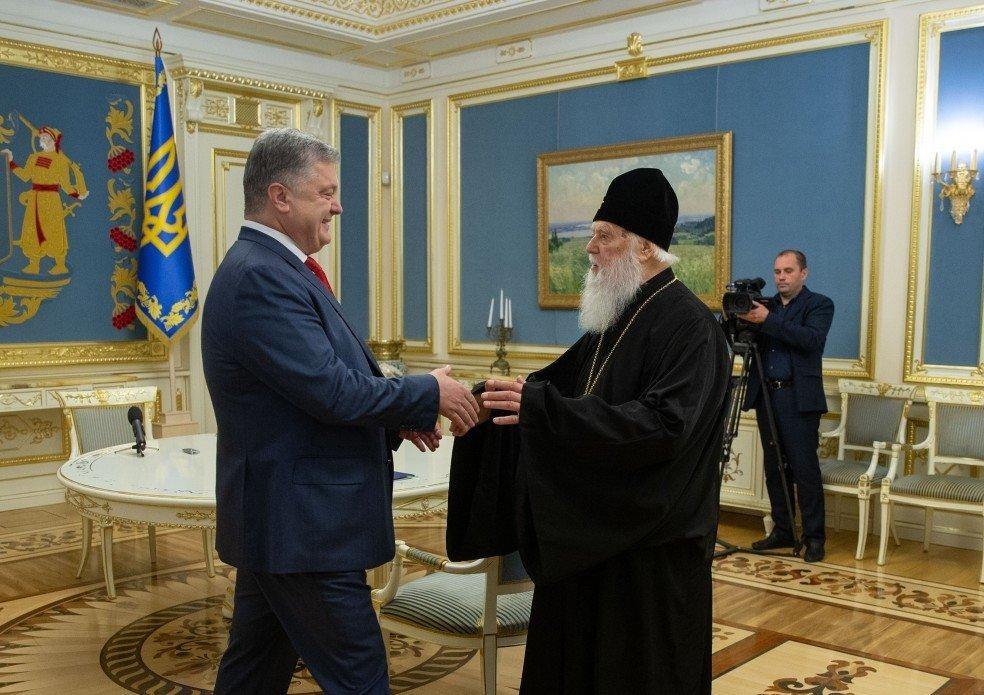 Идеологи украинской автокефалии – сайентологи, сектанты и язычники