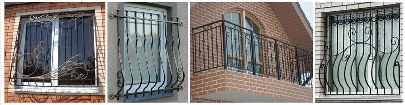 Установка решеток на окна - …