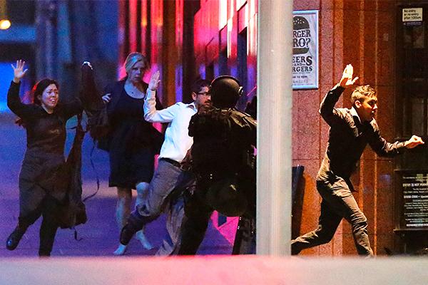 Кенгуру-шахид. Укуренные горе-джихадисты режут неверных прямо на улицах Австралии