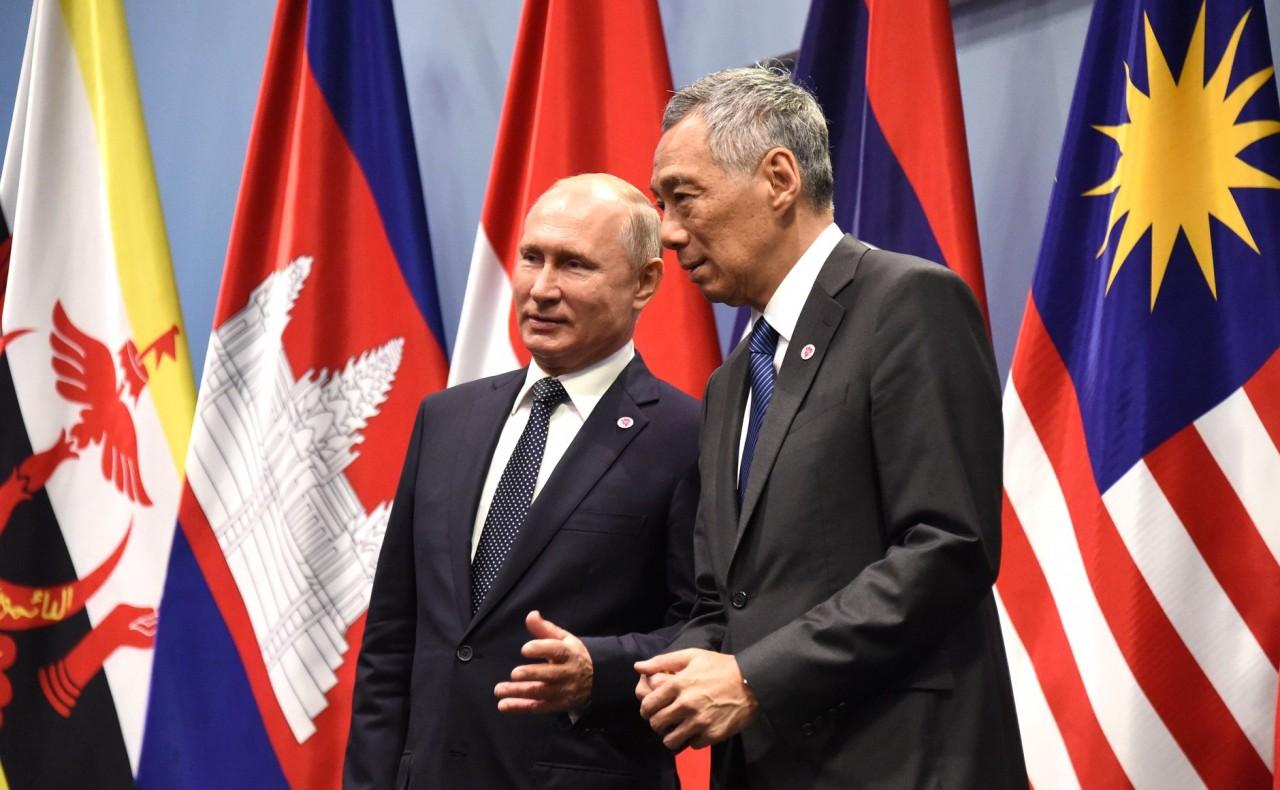 Владимир Путин нашел подходящую атмосферу