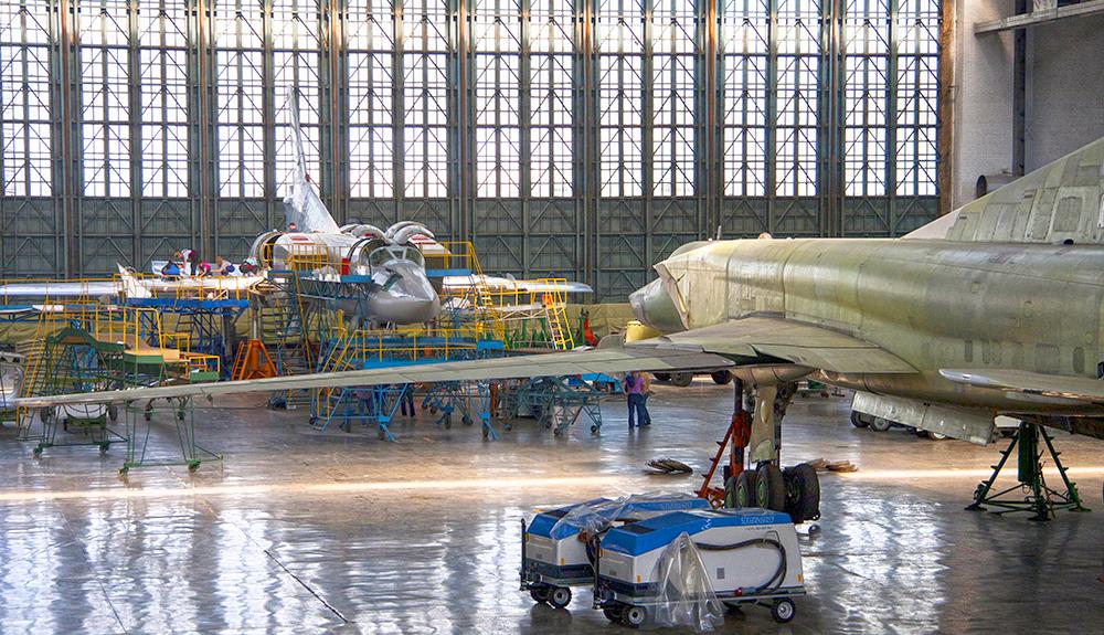 Как Казань военную авиацию на крыло ставила