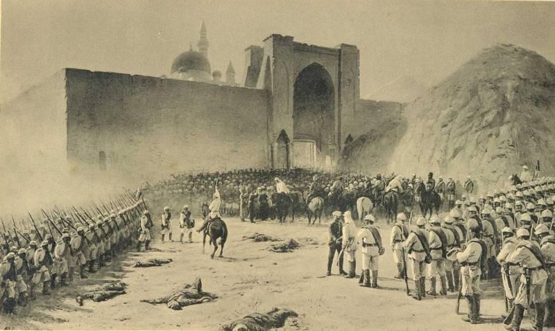 140 лет героической обороны Баязета