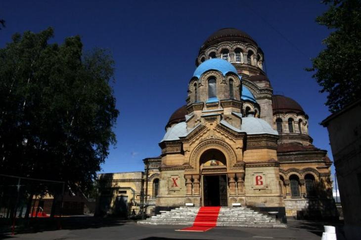 10 святынь Санкт-Петербурга