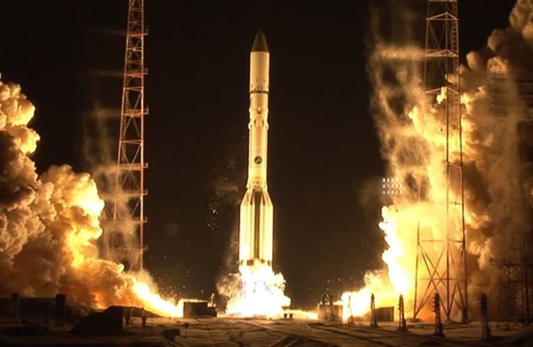 Стартовый комплекс для ракеты «Протон» закроют досрочно