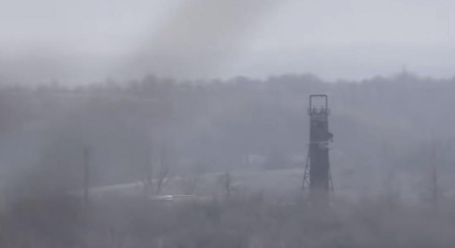 Грэм Филлипс вернулся на Донбасс