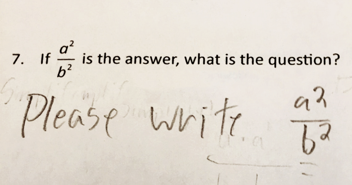 50+ Times Students Proved They Have The Best Sense Of Humor