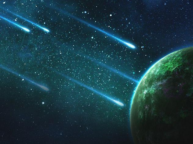 К Земле несутся грозящие глобальной катастрофой обломки кометы Энке