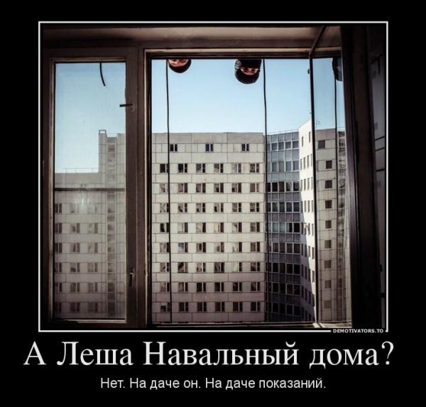 Навальный вышел после 30 сут…