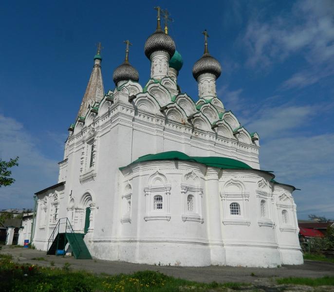 Балахна, Спасская церковь