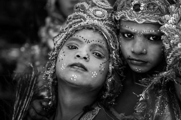 Загадочная и мудрая Индия: атмосферные фотографии жителей одной из самых древних стран мира