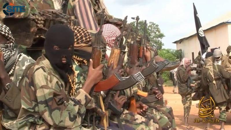 США активизировали боевые операции в Сомали