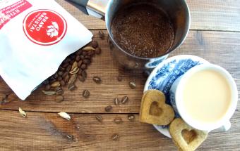 Кофе с кардамоном в турке