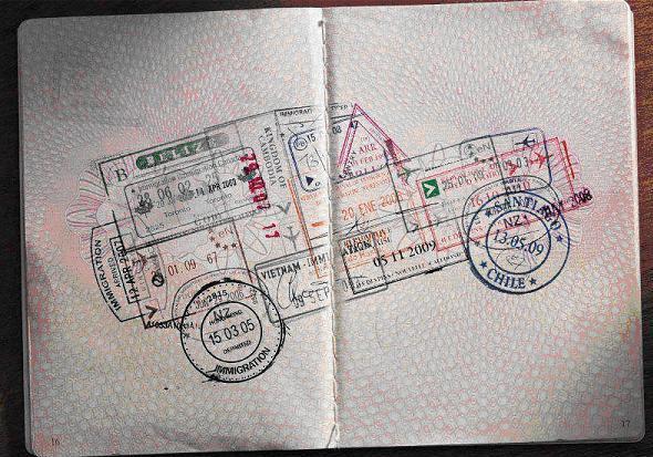 Штампы в загранпаспорте, которых лучше избежать