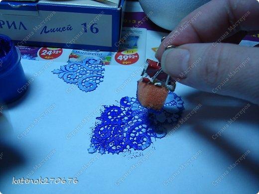 Мастер-класс Новый год Моделирование конструирование Новогодние шарики МК фото 6