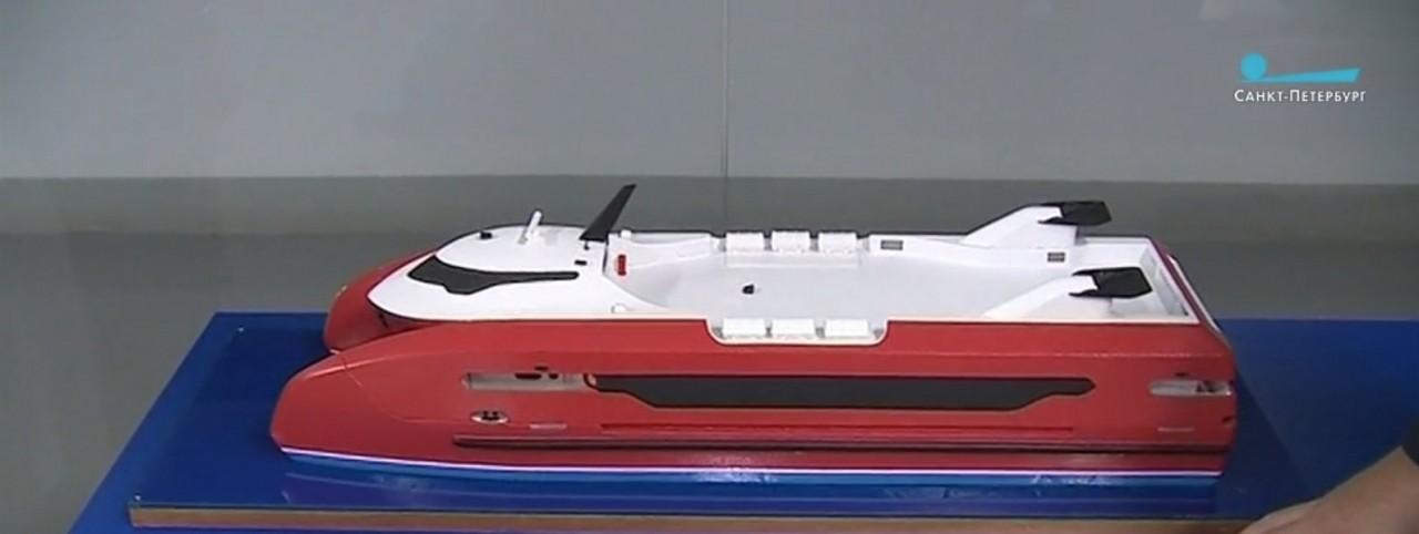 На замену «Метеорам»: в РФ готовят скоростное судно нового поколения