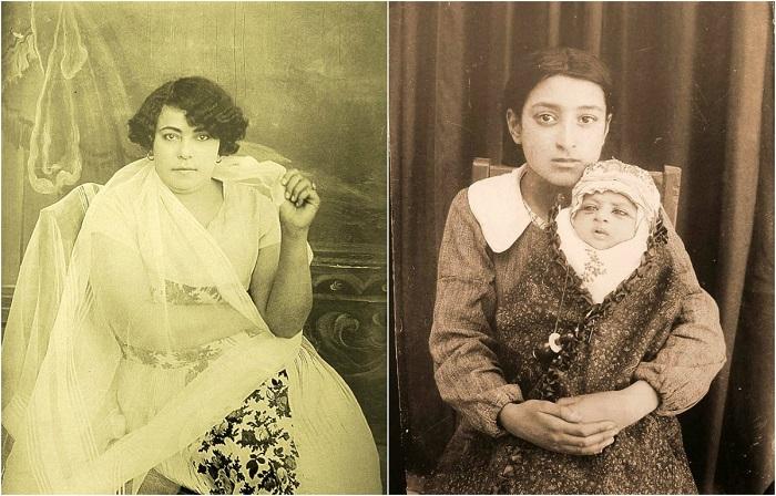 20 колоритных портретов иранских женщин 1920-1950-х годов