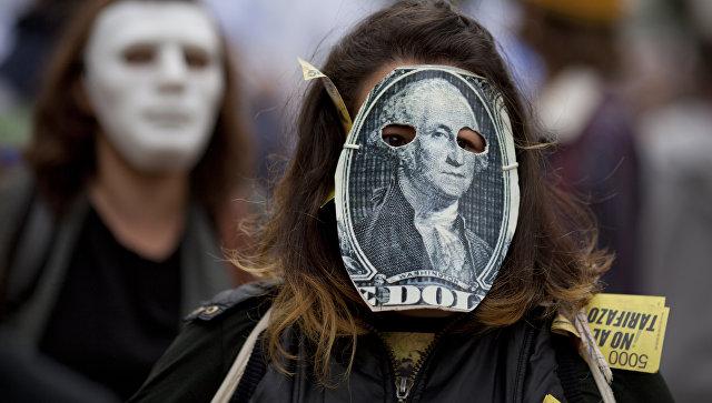 Вы убиваете доллар: газета Р…