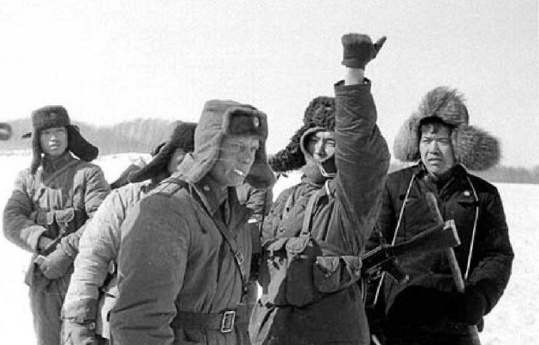 5 пограничных конфликтов СССР с соседями