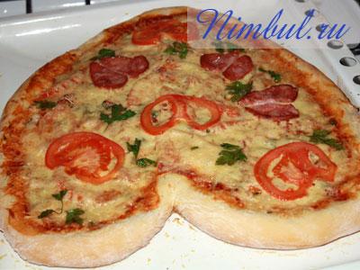 Как сделать лучшее тесто для пиццы??? Делитесь!