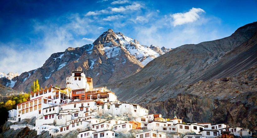 Малый Тибет: потрясающий уголок Индии, который не похож на остальную часть страны