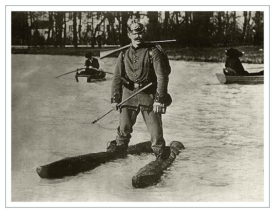 Боевые водные лыжи