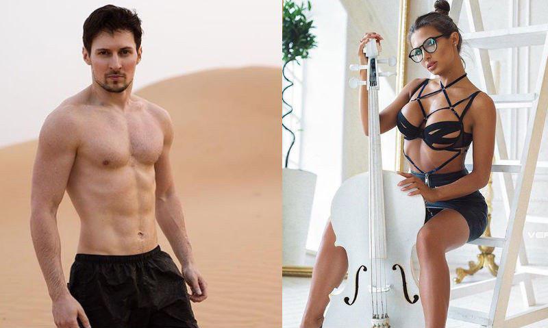 Паша и обнаженные красотки: как выглядит инстаграм фотографа Дурова
