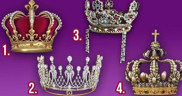 Тест «Короны»: какая вы королева?