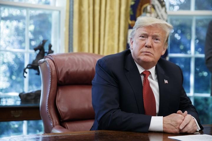 Президент США попросит каждое министерство сократить расходы на 5%