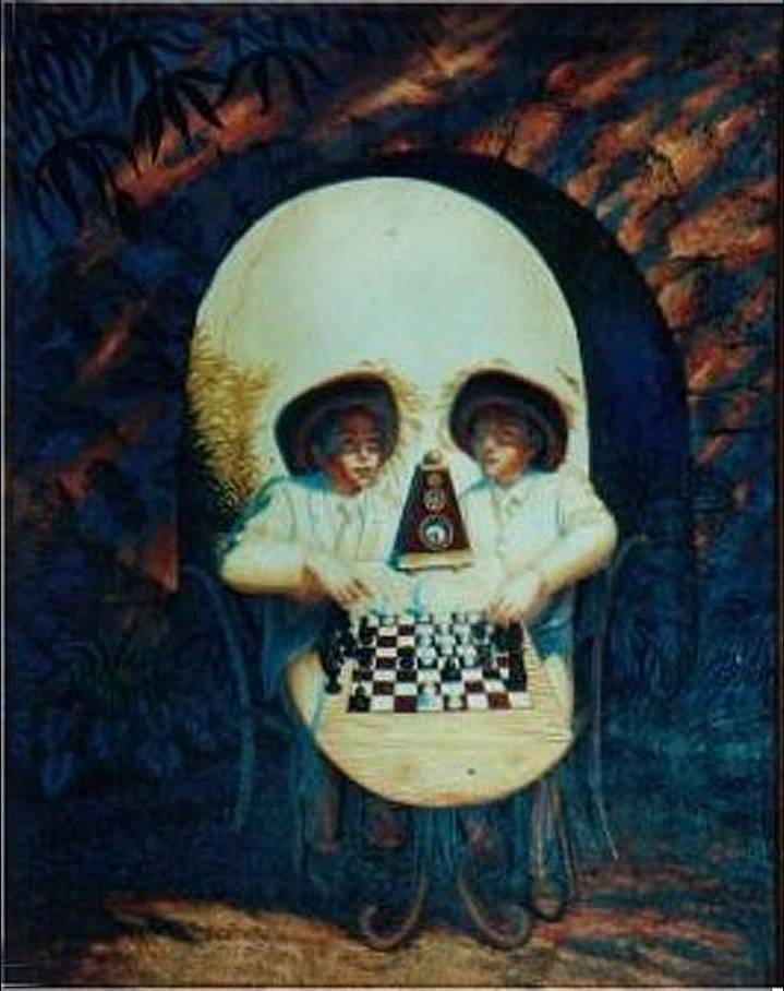 Картины художника Октавио Окампо 16