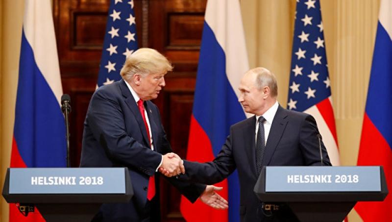 """""""Большие результаты грядут!"""". Трамп сделал оптимистичный анонс по итогам встречи с Путиным"""