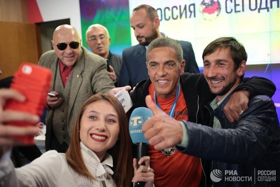 "Звезда фильма ""Такси"" Насери сравнил Крым с Монако и Сен-Тропе"