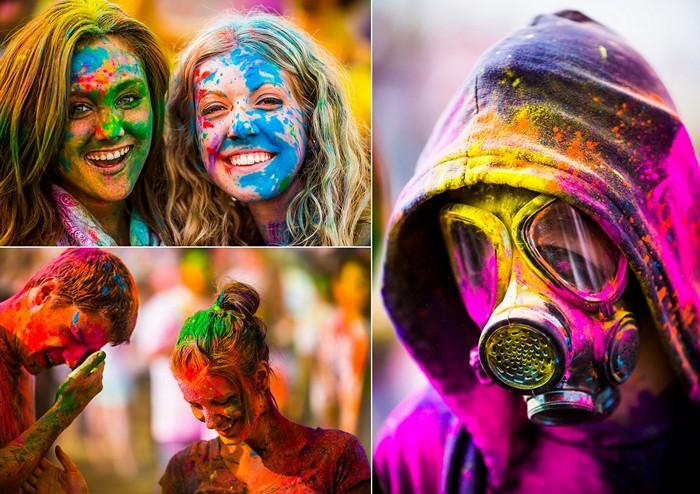 Holi Festival of Colors - ин…