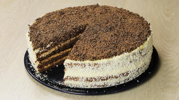 Торт Шоколадный (простой рецепт) Рецепт, Шоколадный торт, Торт, Видео рецепт, Видео, Длиннопост