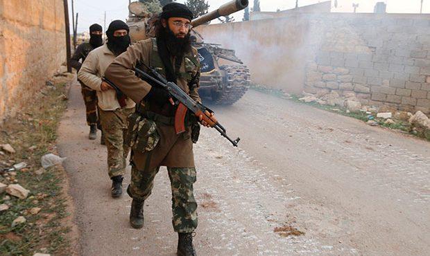 Подконтрольные США курды за деньги выпускают из котла террористов ИГ*
