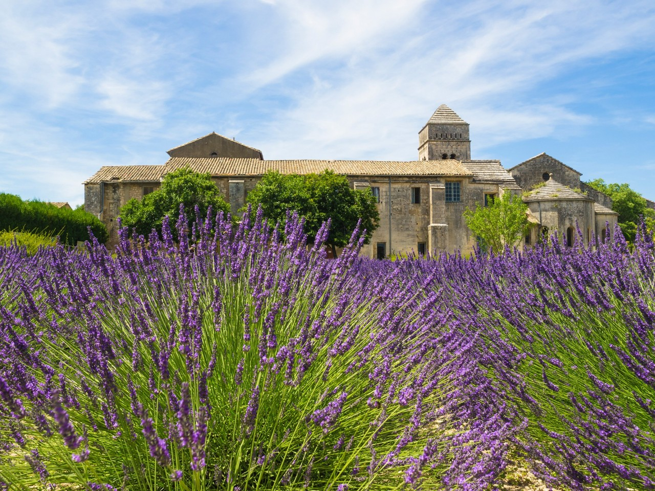Прекрасные места на юге Франции