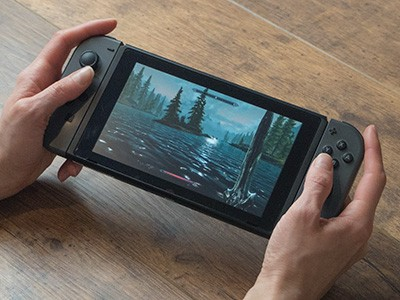 Обзор TES V: Skyrim для Nintendo Switch — «Фус-ро-да» в метро и на даче