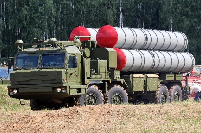 ВКС РФ получат еще один полк С-400 и три комплекса «Панцирь-С»