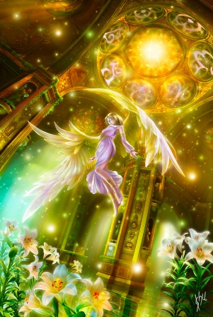 Мой ангел-хранитель –