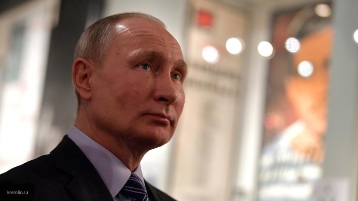Путин посетил новый аэропорт Платов в рамках визита в Ростов-на-Дону