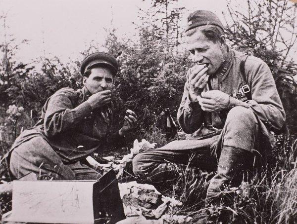 Эту страну не победить: как русская смекалка выручала солдат Красной армии