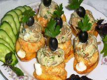 Новогодний рецепт: оригинальная закуска с тунцом