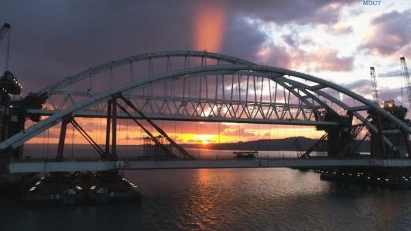 За Крымский мост - санкции