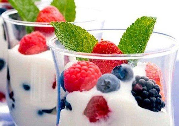 Как похудеть с помощью йогурта