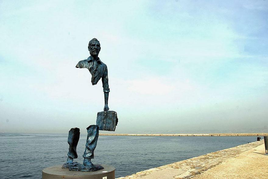 25 самых удивительных скульптур в мире