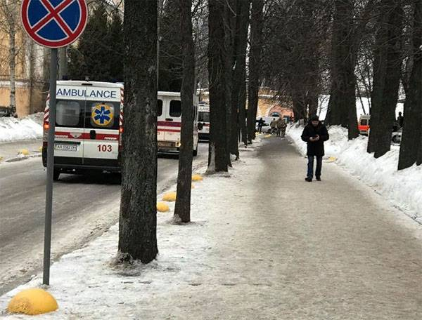 Волонтёр ВСУ сообщает о прибытии в Киев борта с большим числом раненых